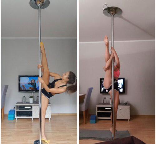 Power Stretch Split & Oversplit - rozciąganie dla średnio zaawansowanych i zaawansowanych photo review